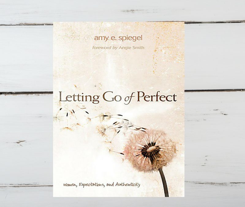 A Reflection on Letting Go of Perfect