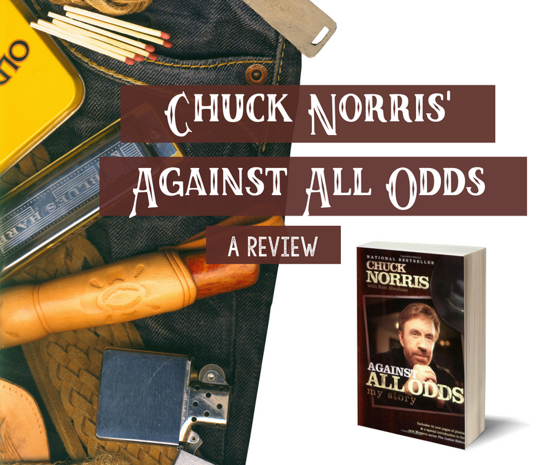 Chuck Norris' Autobiography, Against All Odds
