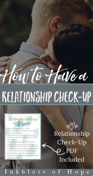 How to Have a Relationship Check-up