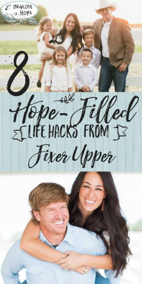 Advice from Joanna Gaines from Fixer Upper. / Magnolia Story / HGTV / Fixer Upper / Joanna Gaines / Chip Gaines / Bloom / Marriage / Marriage Advice / Life Hacks / Marriage Hacks