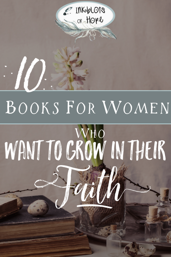 Books for women who want to grow in their faith. / Bible Resource / Christianity / Bible / Tim Keller / Francine Rivers / Joshua Harris / C.S. Lewis / Mere Christianity / HCSB / Systematic Theology / Priscilla Shirer / Fervent / Nancy Pearcey / Finding Truth / Total Truth