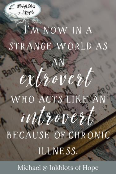 Chronic Illness / personality / identity / God's Story / faith / Christianity / struggles / Chronic Pain / Chronic Illness Blog / Faith Blog
