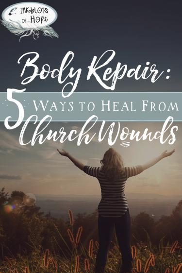 church hurts, body damage, chucrh wounds, church damage, christian hurts, church struggles, safe people, christian healing, christian hope