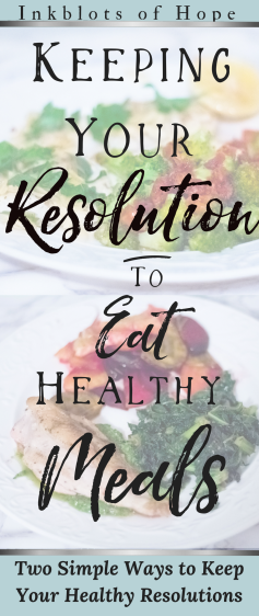 Keeping Your Resolution to Eat Healthy // Health Goals // New Year's Resolutions // Sunbasket // Healthy Meals // Organic // Food allergies